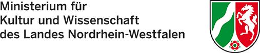 Logo - Ministerium für Kultur und Wissenschaft NRW